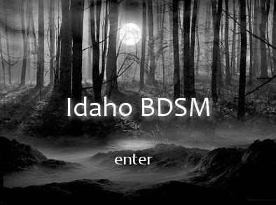 Boise bdsm